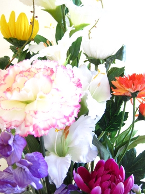 造花仏花-家庭仏壇向き