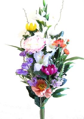 造花仏花-家庭仏壇サイズ 全体