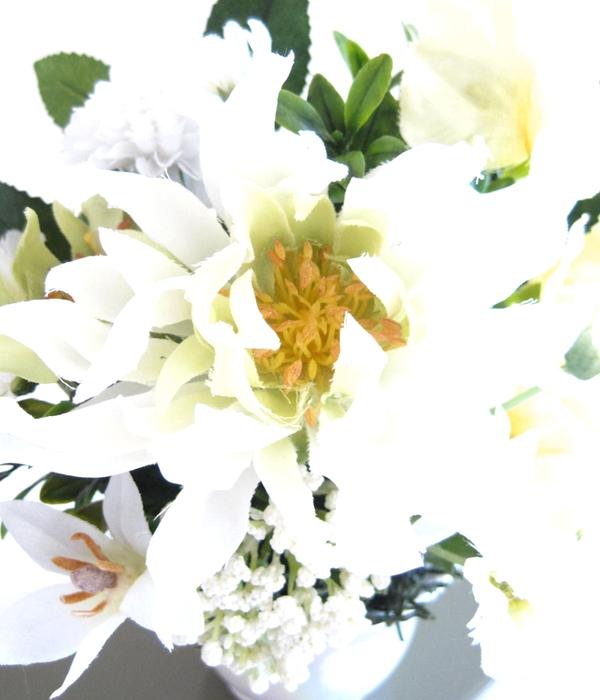 造花 仏花 フラワーアレンジメント
